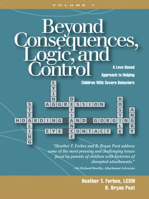 cover image of Beyond Consequences, Logic, and Control
