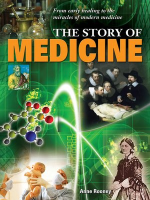 cover image of The Story of Medicine
