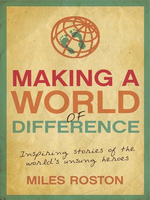 cover image of Making a World of Difference