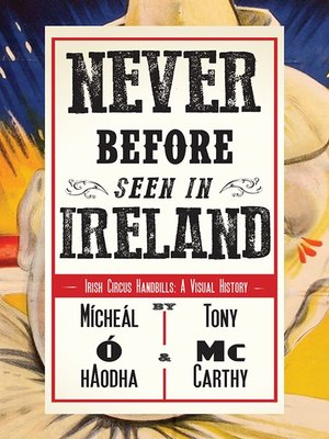 cover image of Never Before Seen in Ireland