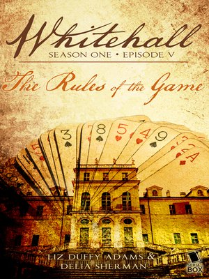 cover image of The Rules of the Game (Whitehall Season 1 Episode 5)