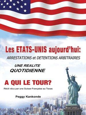 cover image of Les Etats-Unis aujourd'hui