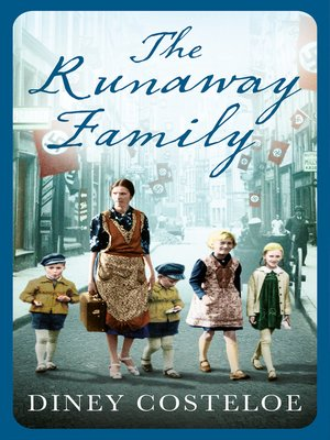 cover image of The Runaway Family