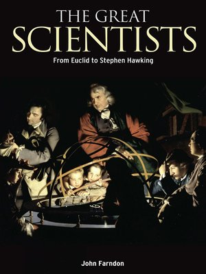 cover image of The Great Scientists