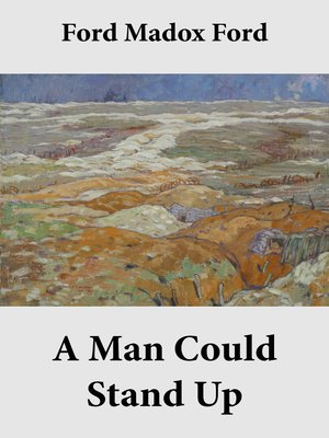 cover image of A Man Could Stand Up