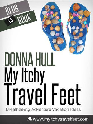 cover image of My Itchy Travel Feet