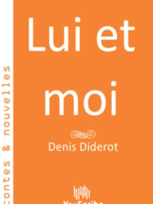 cover image of Lui et moi