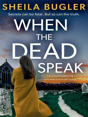 cover image of When the Dead Speak