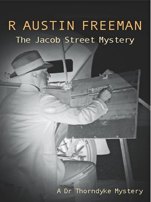 cover image of The Jacob Street Mystery