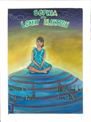 cover image of Sophia the Lonely Electron