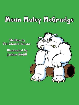 cover image of Mean Muley McGrudge