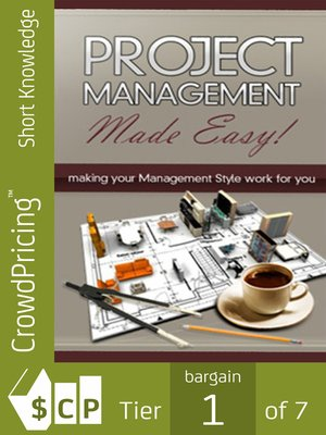 cover image of Project Management Made Easy