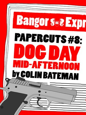 cover image of Papercuts 8