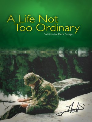 cover image of A Life Not Too Ordinary
