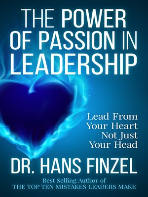 cover image of The Power of Passion in Leadership