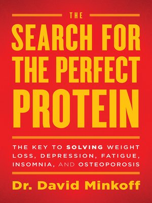 cover image of The Search for the Perfect Protein