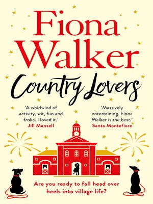 cover image of Country Lovers