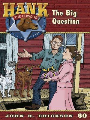 cover image of The Big Question