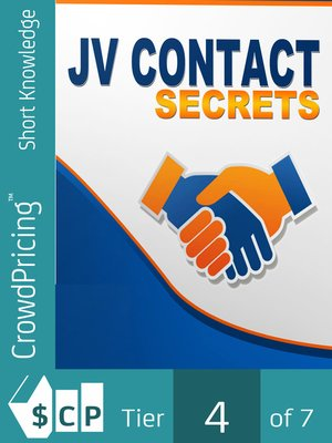 cover image of Joint Venture Contact Secrets