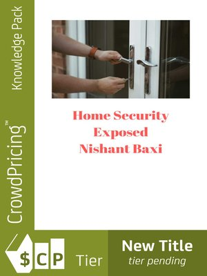 cover image of Home Security Exposed