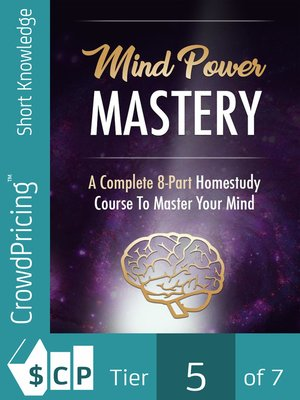 cover image of Mind Power Mastery