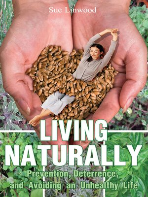 cover image of Living Naturally