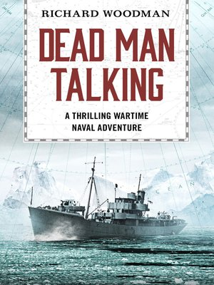 cover image of Dead Man Talking