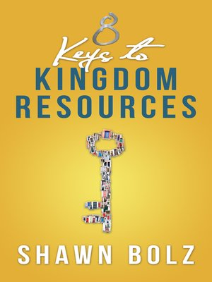 cover image of 8 Keys to Kingdom Resources