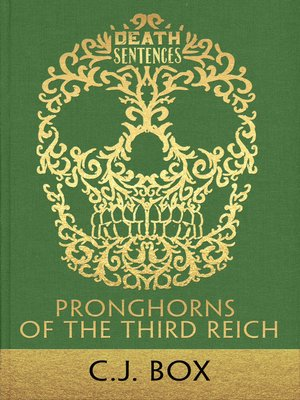 cover image of Pronghorns of the Third Reich