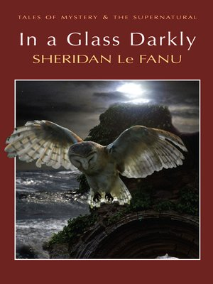 cover image of In A Glass Darkly