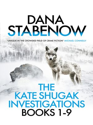 cover image of The Kate Shugak Investigations