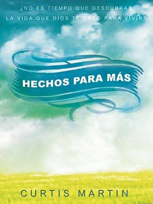 cover image of Hechos Para Más