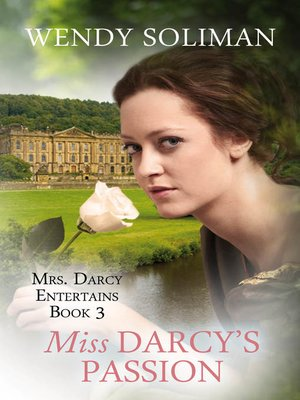 cover image of Miss Darcy's Passion