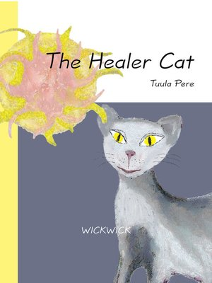 cover image of The Healer Cat