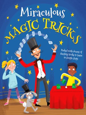 cover image of Miraculous Magic Tricks