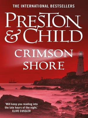 cover image of Crimson Shore