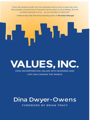 cover image of Values, Inc.