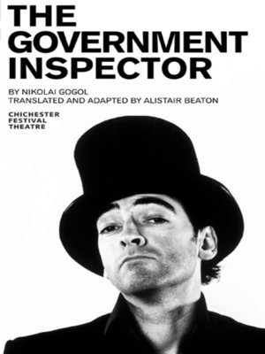 cover image of The Government Inspector