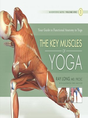 cover image of The Key Muscles of Yoga