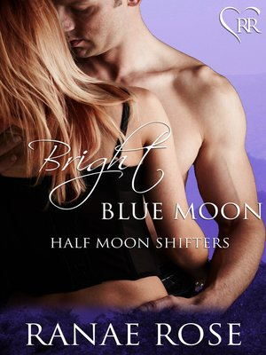 cover image of Bright Blue Moon