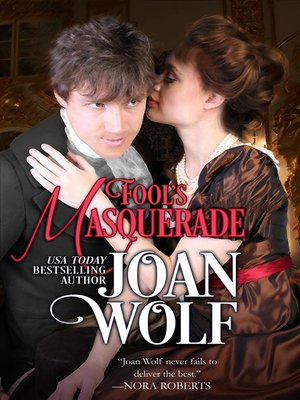 cover image of Fool's Masquerade