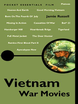 cover image of Vietnam War Movies