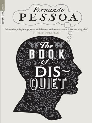 cover image of The Book of Disquiet
