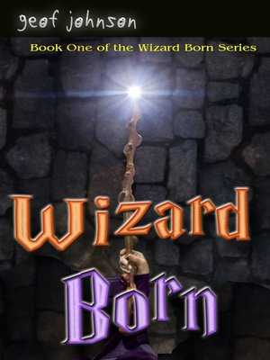 cover image of Wizard Born