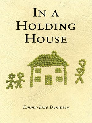 cover image of In a Holding House