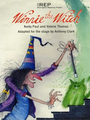 cover image of Winnie the Witch