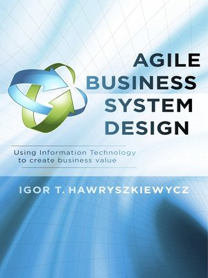 cover image of Agile Business System Design