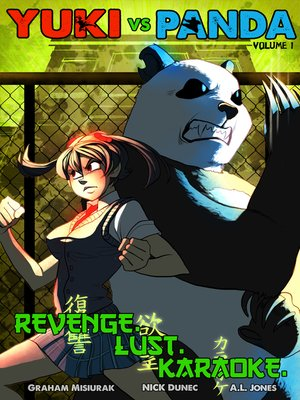 cover image of Yuki vs. Panda
