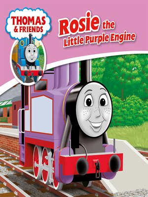 cover image of Rosie the Little Purple Tank Engine