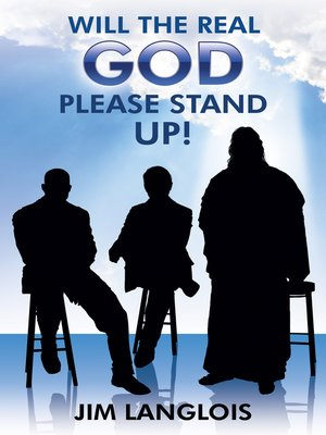 cover image of Will the Real God Please Stand Up!